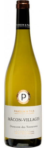 Mâcon Villages Blanc - « Domaine du Grison » - Pardon & Fils, Biodynamic wine